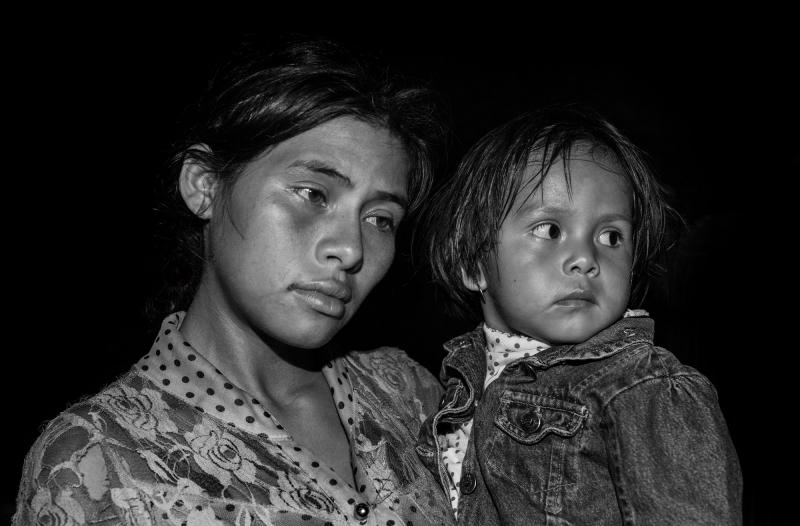 Ada Trillo: The Migrant Caravan